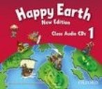 Happy Earth 1 Class Audio CD