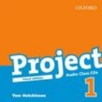 Project 1 Class Audio CD