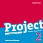 Project 2 Class Audio CD
