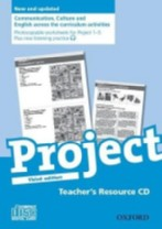Project 1-5 Teacher's Resource CD-Rom