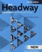 New Headway 4th ed interm WB + key