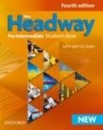New Headway Pre-Intermediate 4th edition Student's Book