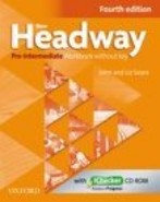 New Headway Pre-Intermediate 4th edition Workbook Pack