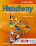 New Headway Pre-Intermediate 4th edition Student's Book iTutor Pack