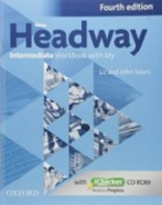 New Headway 4th ed interm WB +  key +  iChecker