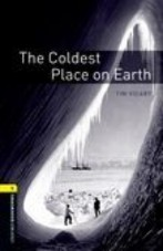 The Coldest Place on Earth + audio-cd