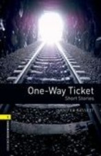 One-Way Ticket - Short Stories + audio-cd