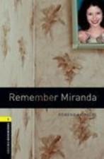 Remember Miranda + audio-cd
