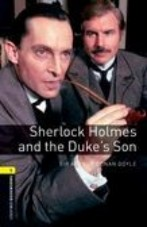 Sherlock Holmes and the Duke's Son + audio-cd