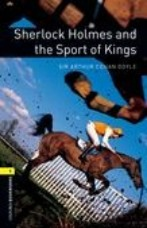 Sherlock Holmes and the Sport of Kings + audio-cd