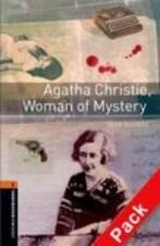 Agatha Christie, Woman of Mystery + audio-cd