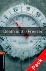 Death in the Freezer + audio-cd