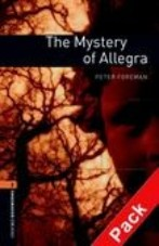The Mystery of Allegra + audio-cd