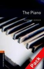 The Piano + audio-cd