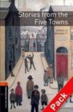 Stories from the Five Towns + audio-cd