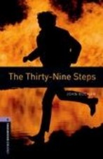 The 39 Steps + audio-cd