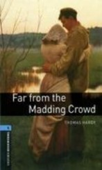 Far from the Madding Crowd + audio-cd
