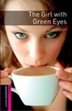 The Girl with Green Eyes + audio-cd