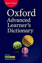 Oxford Advanced Learner's Dictionary with DVD-ROM (includes Oxford iWriter) and Online Access