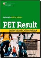 PET Result SB & Online WB