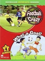 Football Crazy! What a Goal!