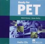 Ready for PET Class Audio CDs