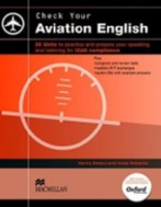 Check Your Aviation English + CD-Rom pack