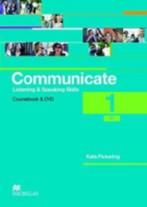 Communicate, Listening & Speaking Skills 1