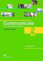 Communicate, Listening & Speaking Skills 2