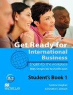 Get Ready for Intern. Business A2 SB 1 (BEC)