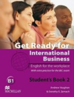 Get Ready for Intern. Business A2 SB 2 (BEC)