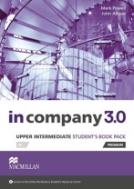 In Company 3.0 Upper-Intermediate SB pack