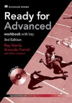 Ready for Advanced 3rd ed. WB + key