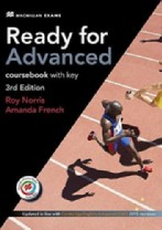 Ready for Advanced 3rd ed Coursebook+key