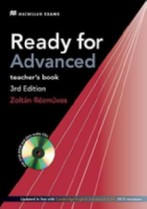 Ready for Advanced 3rd ed TB