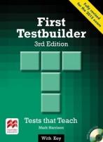 First Testbuilder (for the 2015 exam) + key