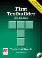 First Testbuilder (for the 2015 exam)