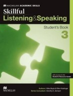 Skillful Listening & Speaking 3 Student's Book Pack