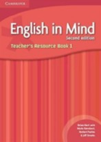 English in Mind 2nd Edition Level 1 Teacher's Resource Book