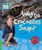 Why do Crocodiles Snap?