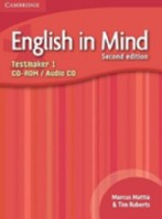 English in Mind 2nd Edition Level 1 Testmaker Audio CD/CD-ROM