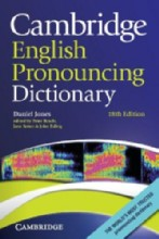 Cambridge English Pronouncing Dictionary Paperback
