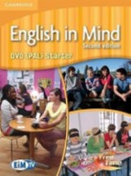 English in Mind 2nd Edition Starter Level DVD (PAL)