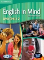 English in Mind 2nd Edition Level 2 DVD (PAL)