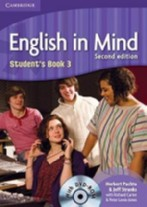 English in Mind 2nd Edition Level 3 Student's Book with DVD-ROM
