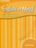 English in Mind 2nd Edition Starter Level Testmaker Audio CD/CD-ROM