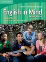 English in Mind 2nd Edition Level 2 Audio CDs