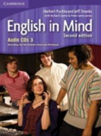 English in Mind 2nd Level 3 Audio CDs