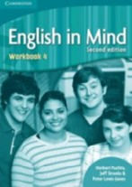 English in Mind 2nd Edition Level 4 Workbook