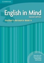 English in Mind 2nd Edition Level 4 Teacher's Book